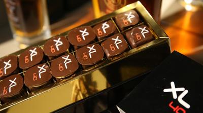 Chocolats XL à base d'Armagnac